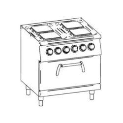 Električni štednjaci