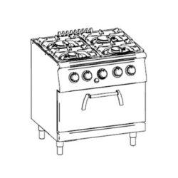 Plinski štednjaci