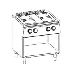 Staklokeramički štednjaci