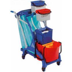 MASTERCATERING kolica za čistačicu POLLY