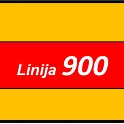 Linija 900 PLINSKA KUHALA