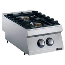 Plinski štednjak 2 plamenika ZANUSSI PROFESSIONAL