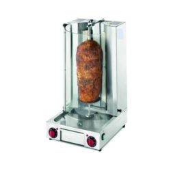 Doner kebab - vertikal grill
