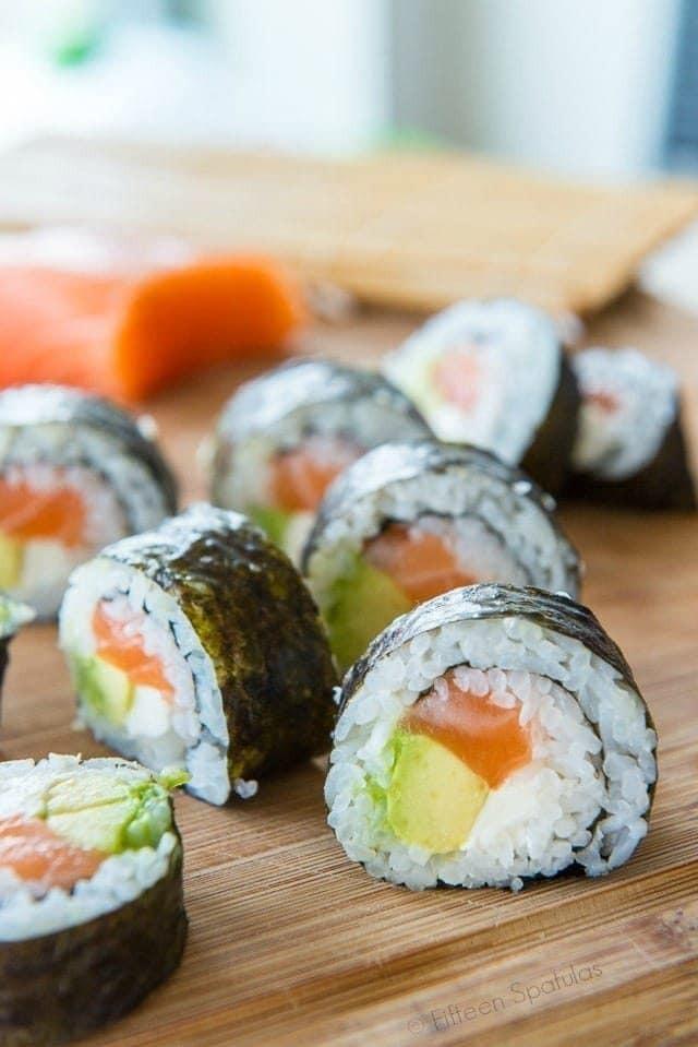 Homemade-Sushi-MASTER OPREMA